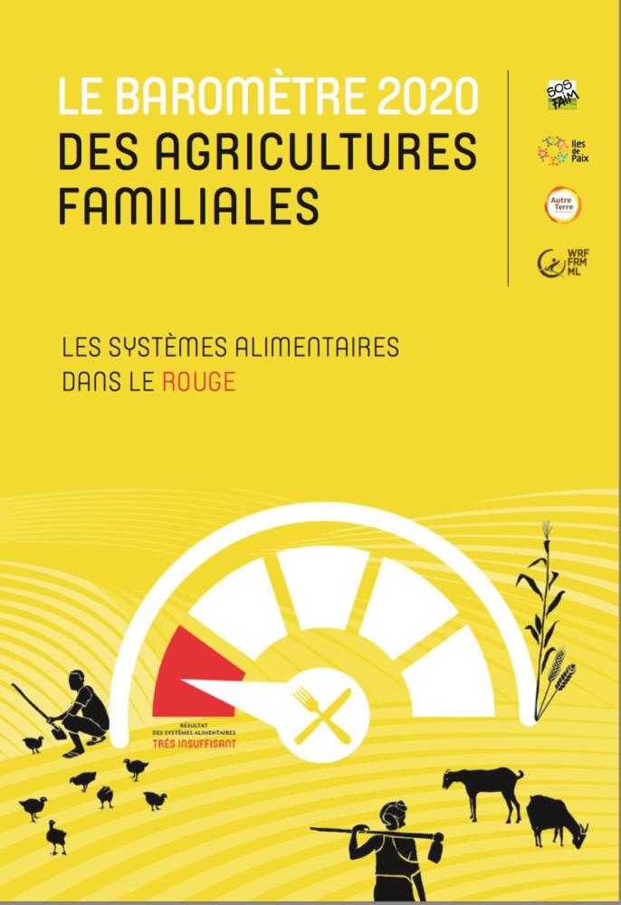 Le baromètre 2020 des agricultures familiales