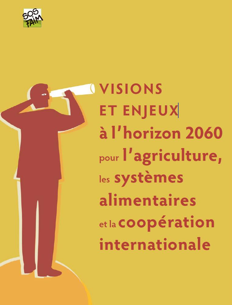VISION ET ENJEUX POUR L'AGRICULTURE, LE...