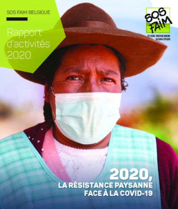 2020, la résistance paysanne face à la COVID